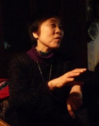 Yoko Fujimoto talks to Johnny Wales